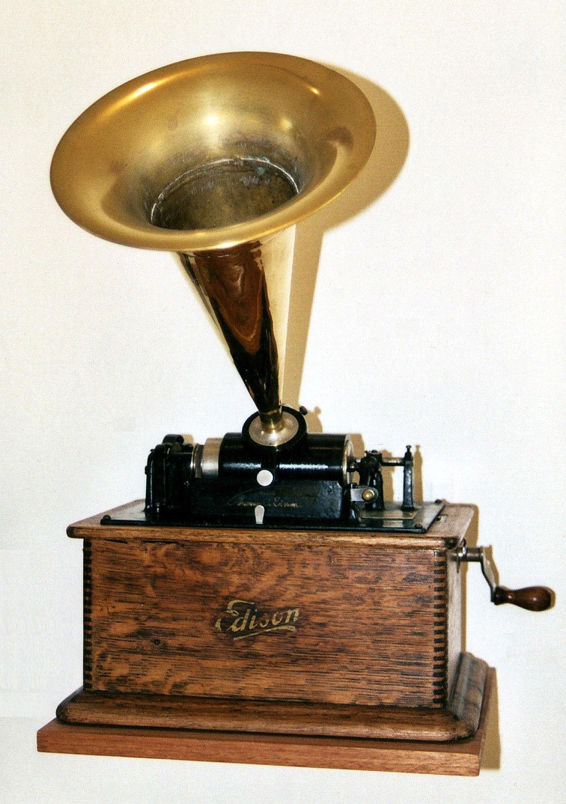 První zvukový záznam